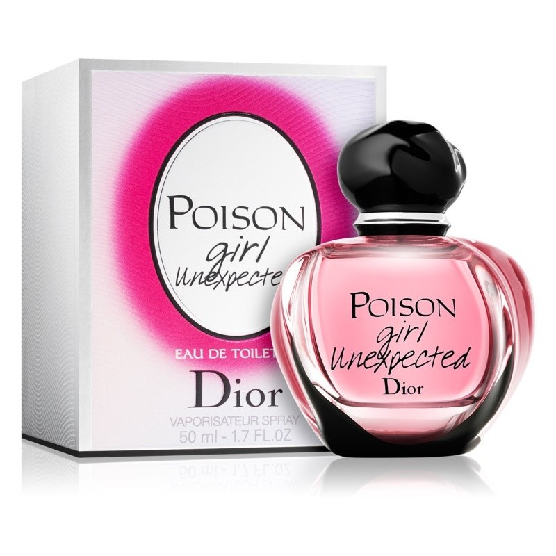 Dior Poison Girl Unexpected 50ML Eau de Toilette