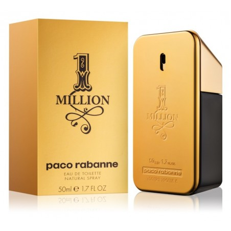 Paco Rabanne 1 Million 50ML Eau de Toilette