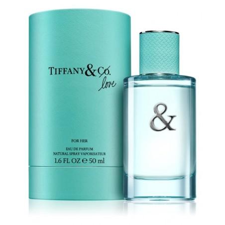 Tiffany & Co Tiffany & Love for Her 50ML Eau de Parfum