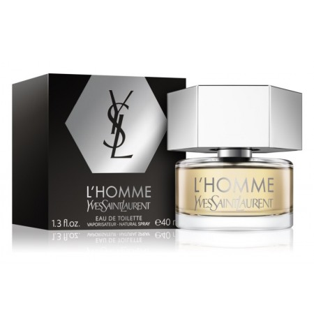 Yves Saint Laurent L'Homme 40ML Eau de Toilette