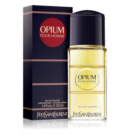 Yves Saint Laurent - Opium Pour Homme 50ML Eau de Toilette