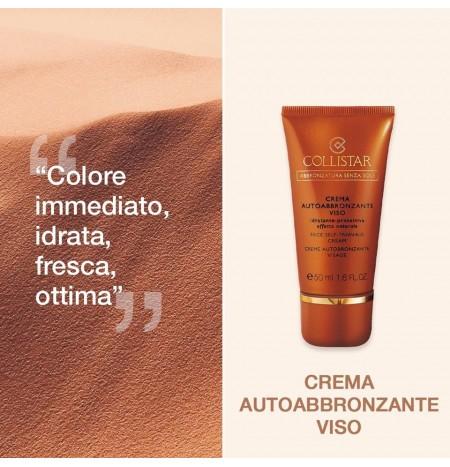 Collistar Self-Tanning Face Cream 50ML