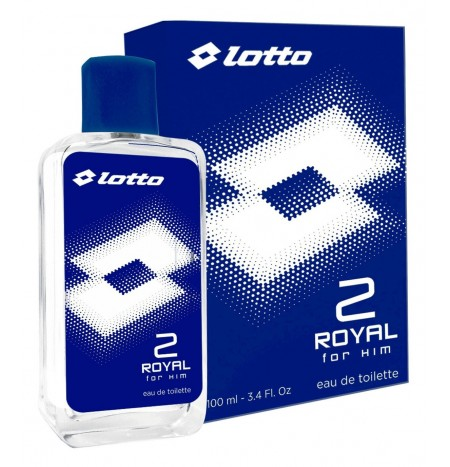 Lotto Royal For Him 100ML Aftershave Lotion