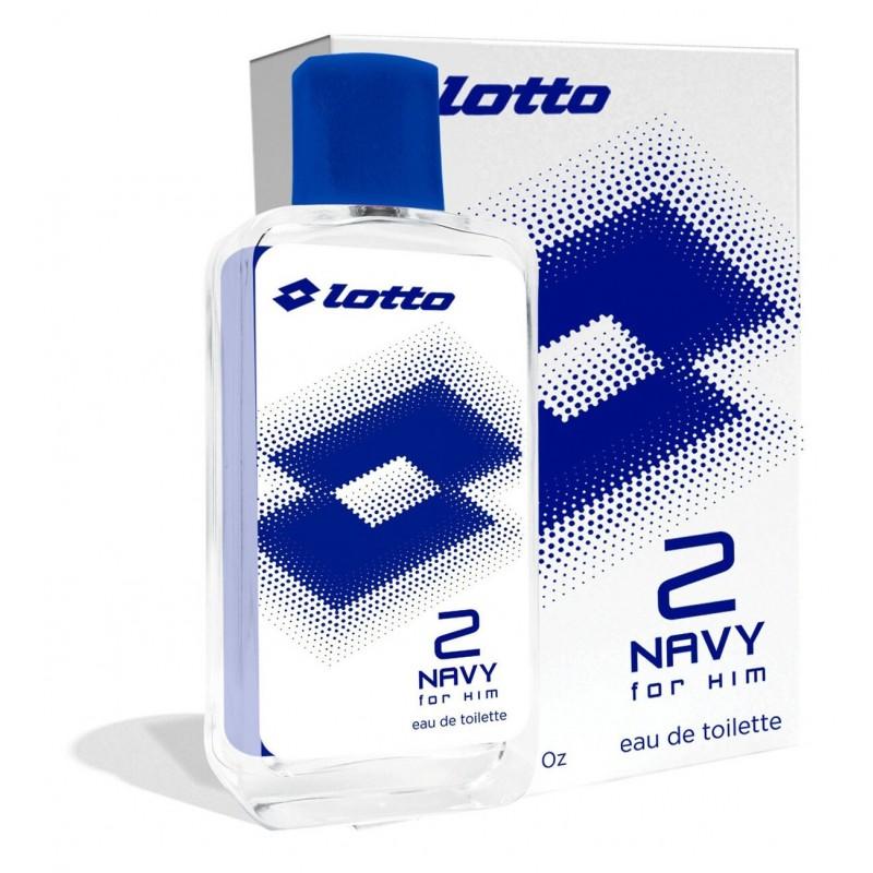 Lotto Navy 2 For Him 100ML Lozione Dopobarba