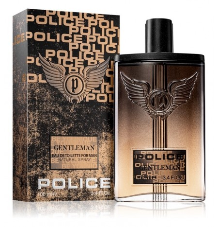 Police Gentleman Eau de Toilette 100ml