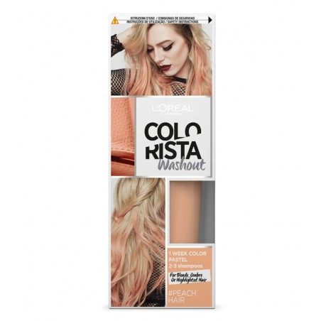 L'Oréal Paris Colorista Washout 80ML PeachHair