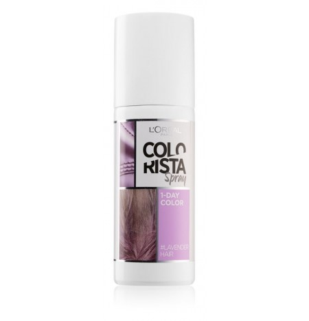 L'Oréal Paris Colorista Spray 75LM LavenderHair