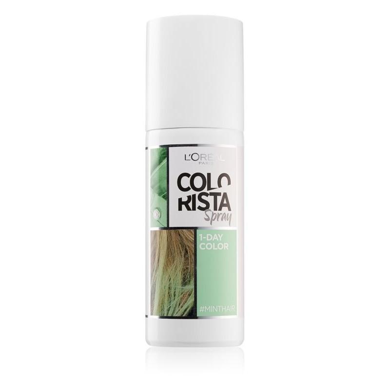L'Oréal Paris Colorista Spray 75LM MintHair