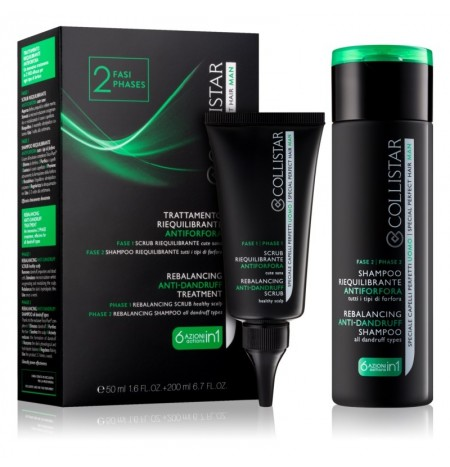 Collistar Rebalancing Treatment Anti-dandruff Shampoo 200ML
