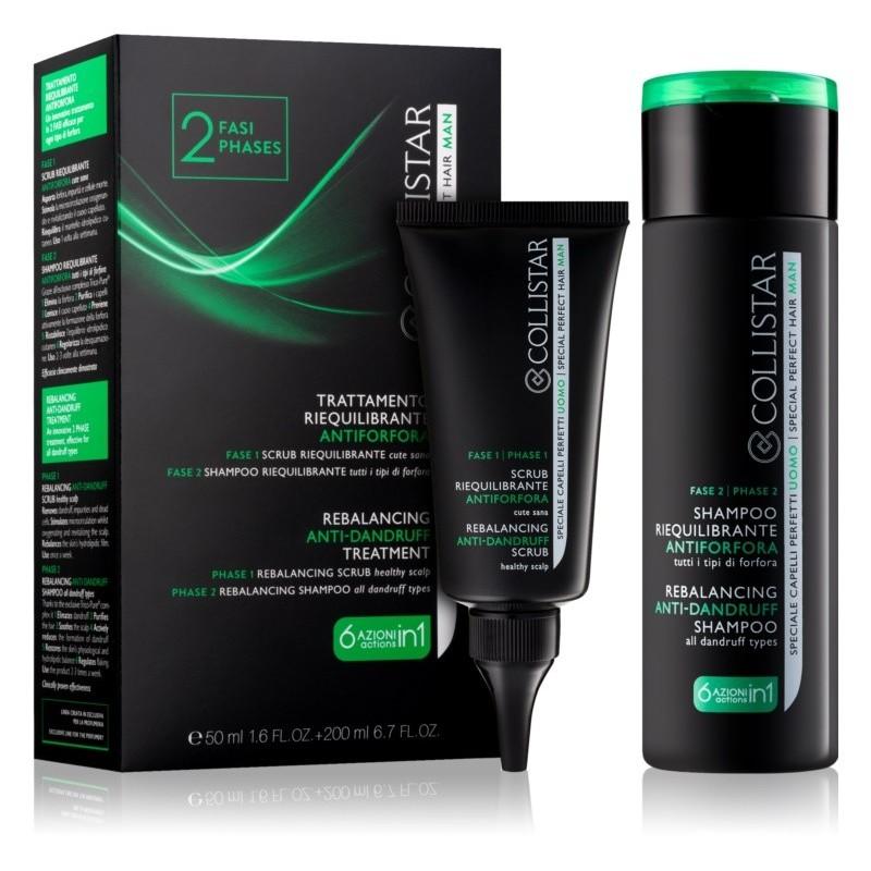 Collistar Trattamento Riequilibrante Shampoo Antiforfora 200ML