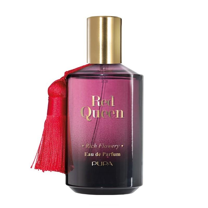 Pupa Red Queen Rich Flowery Eau de Parfum 50ML