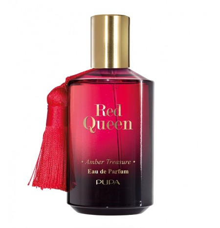 Pupa Milano Red Queen Amber Treasure Eau de Parfum