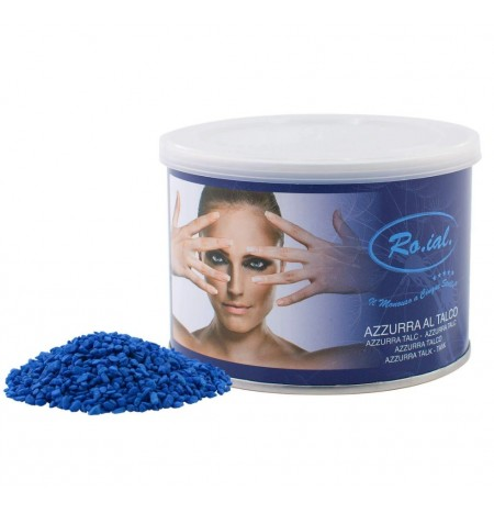 Ro.ial Blue Fat Soluble Talc Depilatory Wax 400ML