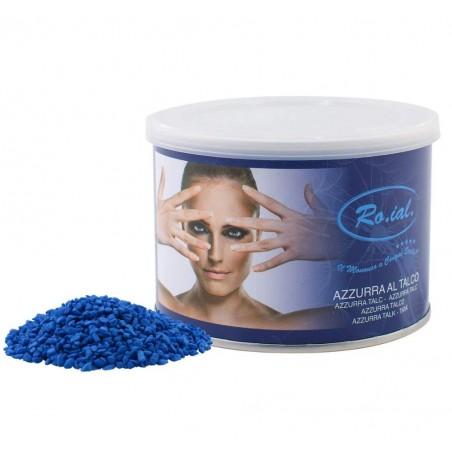 Ro.ial Blue Fat Soluble Talc Depilatory Wax 400ML