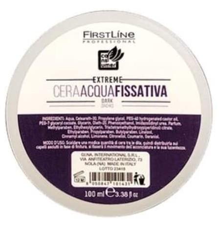 FirstLine Cera ad Acqua Fissativa Profumata (Dark Orchid) 100ML