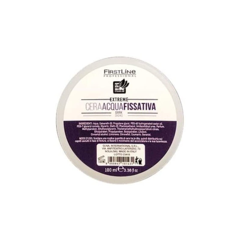 FirstLine Perfumed Fixative Water Wax (Dark Orchid) 100ML