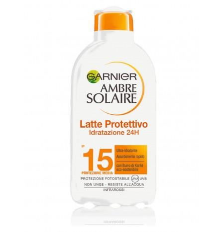 Garnier Ambre Solairelatte abbronzante idratante SPF 15