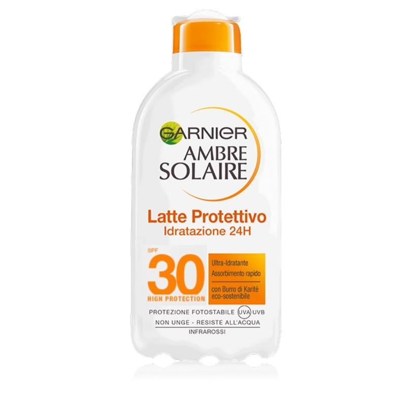 Garnier Ambre Solaire Moisturizing Tanning Milk SPF30
