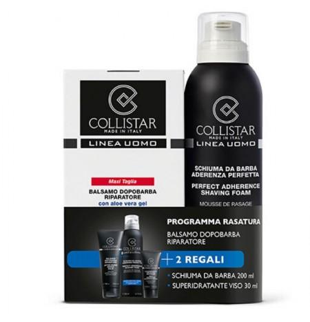 Collistar Men's Line After Shave Balm Kit