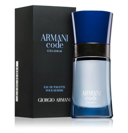 Armani Code Colonia 50ML Eau de Toilette