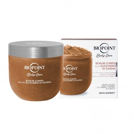Biopoint Body Care Scrub Corpo Zucchero di Canna 500ML