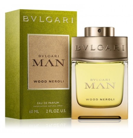 Bulgari Man Wood Neroli 60ML Eau de Parfum