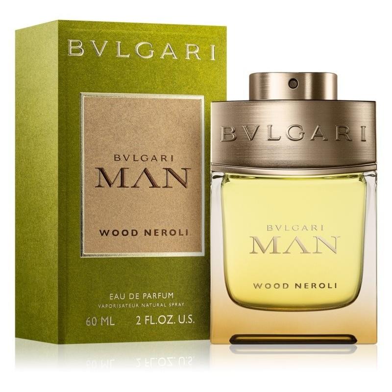 Bulgari Man Wood Neroli 60ML Eau de Parfum