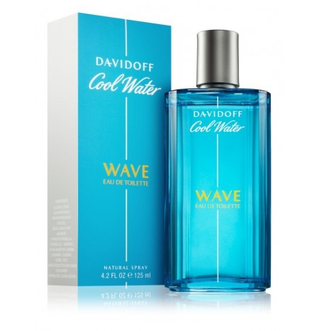 Davidoff Cool Water Wave 125ML Eau de Toilette