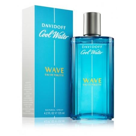Davidoff Cool Water Wave 125ML Eau de Toilette