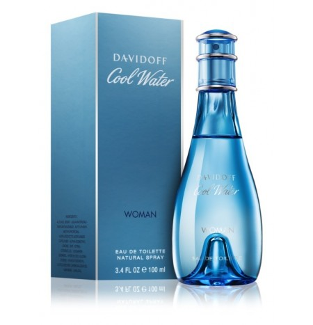 Davidoff Cool Water Woman 100ML Eau de Toilette