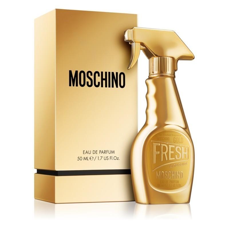 Moschino Gold Fresh Couture Eau de Toilette 50ml