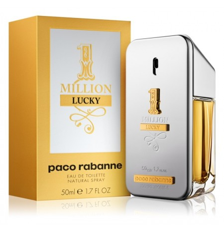 Paco Rabanne 1 Million Lucky Uomo 50ML Eau de Toilette