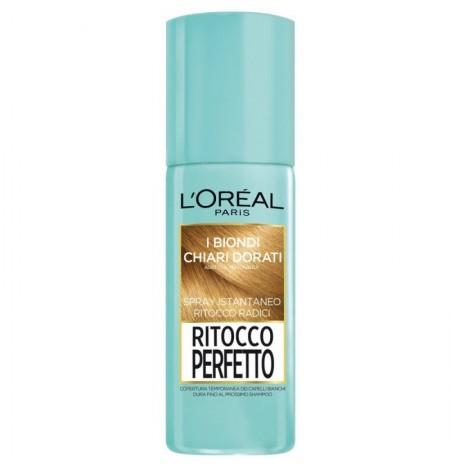 L'Oréal Paris Ritocco Perfetto i biondi chiari dorati