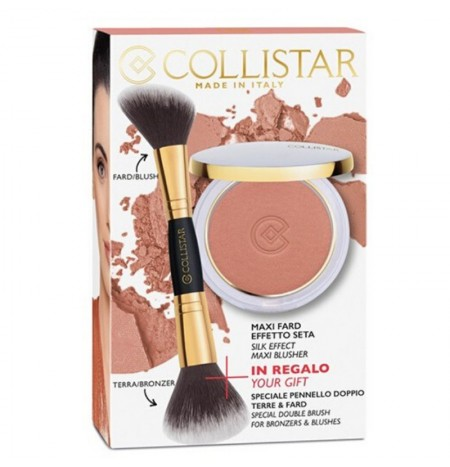 Maxi Silk Collistar Blusher Set Casket