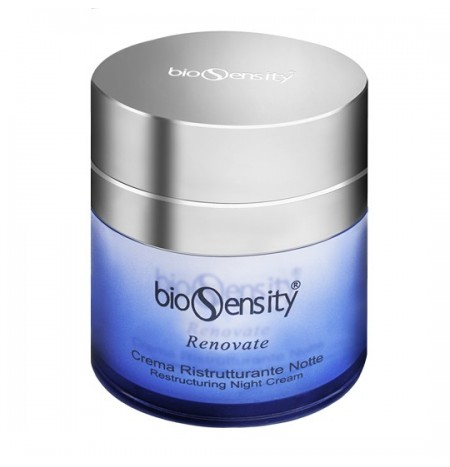 bioSensity Renovate Crema Ristrutturante Notte