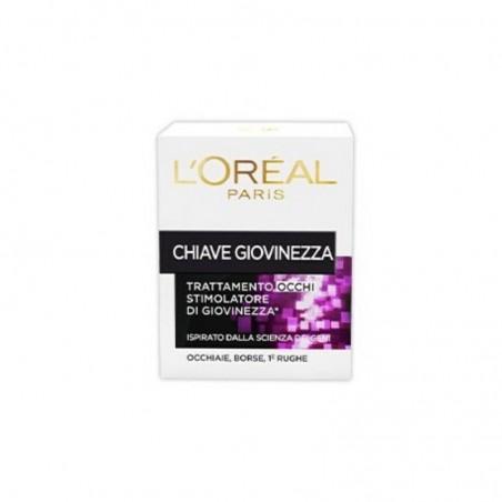 L'Oréal Paris Chiave Giovinezza Trattamento Occhi 15ML