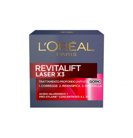 L'Oréal Paris Revitalift Giorno Laser X3 50ML