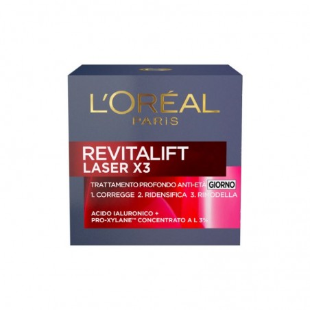 L'Oréal Paris  Revitalift Laser X3 Day 50ML