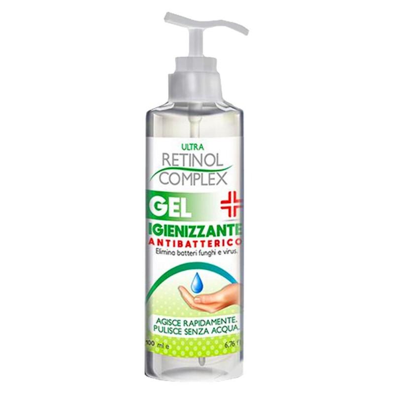 Ultra Retinol Complex Antibacterial Sanitizing Gel 200ML