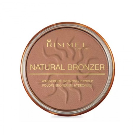 Rimmel London Natural Bronzer Terra Abbronzante 021