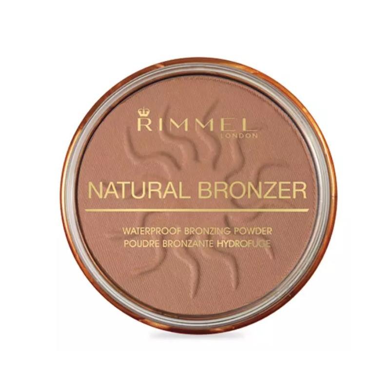 Rimmel London Natural Bronzer Terra Abbronzante 021