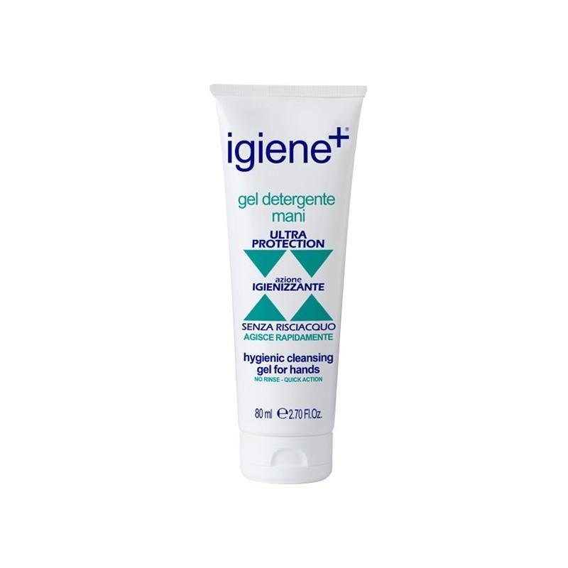 Hygiene+ Sanitizing Hand Cleansing Gel 80ml