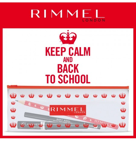 Rimmel London kit Back To School Matita Occhi Soft Kohl Kajal