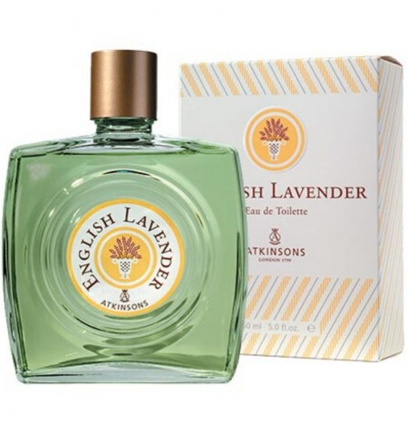 Atkinsons English Lavander Eau de toilette Splash