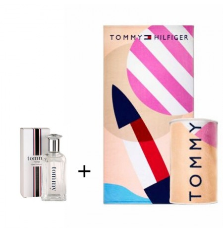 Tommy Hilfiger Set With Beach Towel