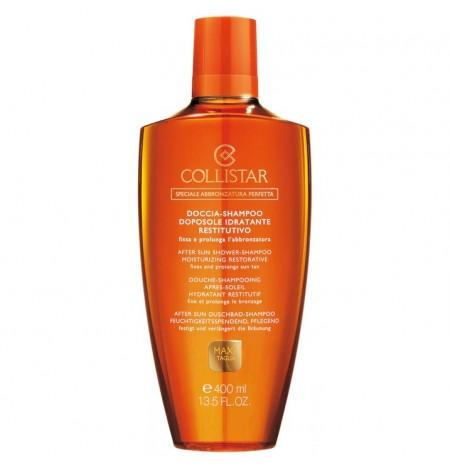 Collistar Doccia-Shampoo Doposole Idratante Restitutivo 400ML
