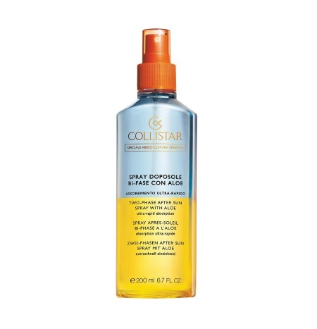 Collistar Bi-Phase After Sun Spray With Aloe 200ML