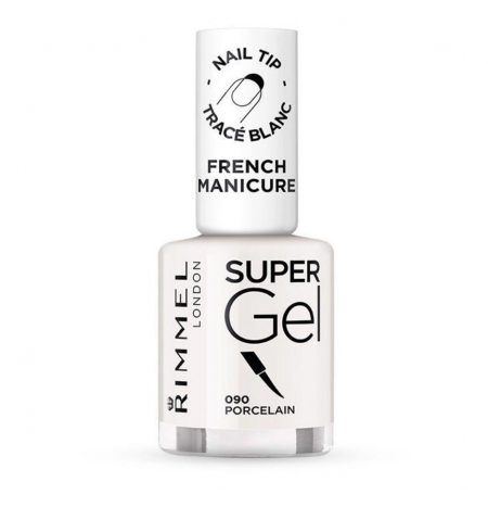 Rimmel London Super Gel French Manicure