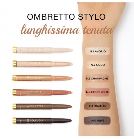 Collistar Stylo Eyeshadow Long-lasting