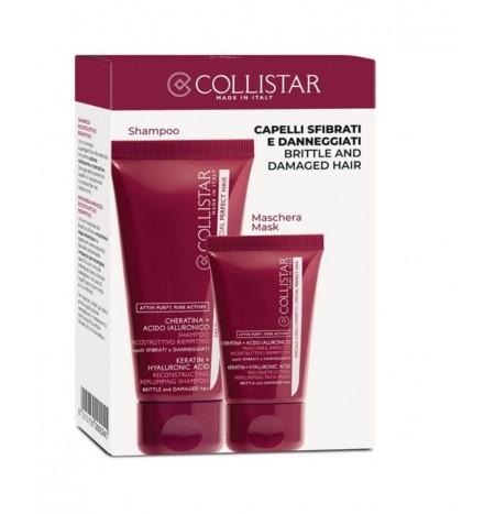 Collistar Reconstructive Filler Shampoo Kit